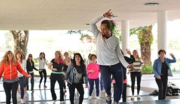 Baile y expresión