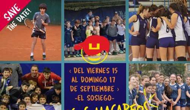 33° JUEGOS MACABEOS NACIONALES INFANTILES