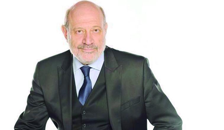 ALFREDO LEUCO EN CLUB DE CAMPO