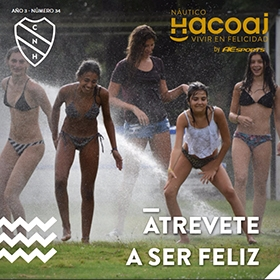 Revista Hacoaj - Marzo 2017
