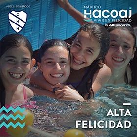 Revista Hacoaj - Diciembre 2015