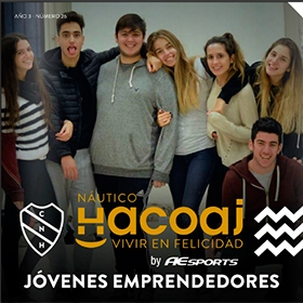 Revista Hacoaj - Junio 2016